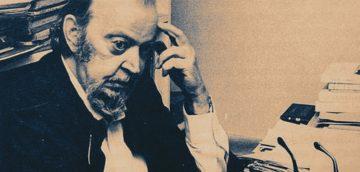 Φεύγει από τη ζωή ο Τάσος Λειβαδίτης | 30/10/1988