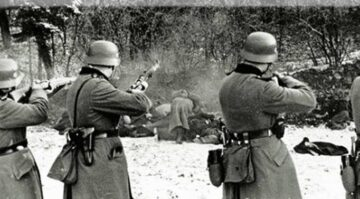 Εκτελέσεις στις Καρυές Λακωνίας